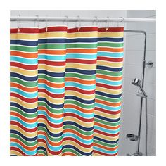 BOKVIK Shower curtain  - IKEA