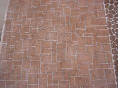 My Princess Palace: Terracotta tile flooring - Spanish translated