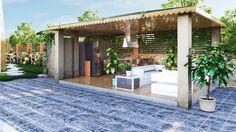 villa 05 : Klasik Bahçe GRNT3D