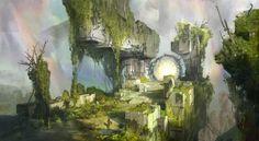 dota 2 environment concept art - Поиск в Google