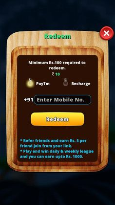 Here is simple loot trick to earn free paytm cash for just install and play the bulb smash game.Bulb Smash! One of the most addictive game...