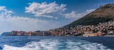 Leaving Dubrovnik in a taxi boat Dubrovnik, Croatia Dubrovnik Croatia, Taxi, Leaves, Boat, Album, Water, Outdoor, Gripe Water, Outdoors