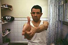 Rowan Atkinson in Johnny English Funny Films, Funny Comedy, Comedy Movies, Johnny English, Michael Cera, Superbad, Eddie Murphy, Monty Python, James Franco