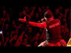 Iron Maiden performing El Dorado live at Estadio Nacional, Santiago, Chile. April 10, 2011.