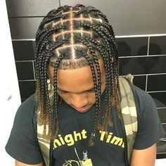 43 Cool Blonde Box Braids Hairstyles to Try - Hairstyles Trends Box Braids Hairstyles, Dreadlock Hairstyles, Twist Hairstyles, Hairstyles Haircuts, Black Men Hairstyles, Hairstyles Pictures, Braid Styles For Men, Hair Twist Styles, Curly Hair Styles