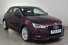 Audi A1 1.4 TFSI CoD S line S Tronic (s/s) 3dr Audi A1, Used Audi, Thing 1, Driving Test, Used Cars, Cars For Sale, Products, Cars For Sell, Gadget
