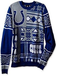 Indianapolis Colts Ugly Sweaters