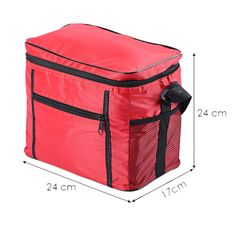 Campcookingsupplies 19l Insulated Cooling Backpack Picnic Camping Hiking Beach Park Ice Cooler Bag Lunch Rucksack Unisex Oxford Fabric Backpacks Picnic Bags