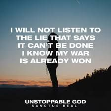 unstoppable god sanctus real - Google Search