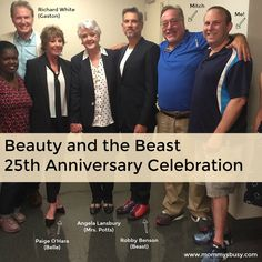 I Was Angela Lansbury's Guest at the Beauty and the Beast 25th Anniversary Event
