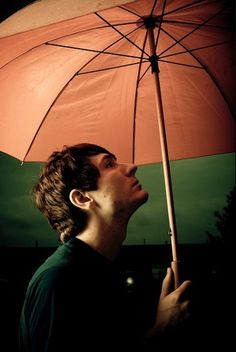 Adam Young of Owl City. My favorite musician of all time. This photo is bomb. <3