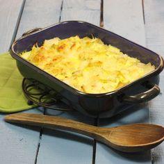 Gratin de chouchou (cuisine créole)