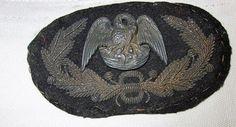 Confederate, Louisiana, General. Officers Hat Insignia
