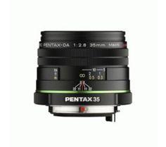 Pentax DA 35mm f2.8 Macro Lens for Pentax K Mount Camera