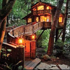 I want this to be my house.