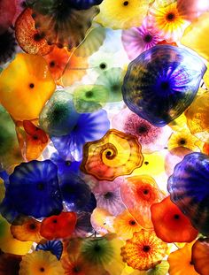 Dale Chihuly coming to the VMFA October 2012