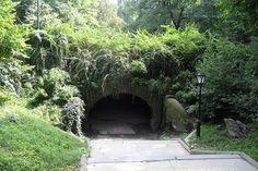 NYC - Central Park: Trefoil Arch