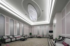 AL RUFAA CELEBRATION HALL COMPLEX   Sans Souci made exclusive light fixtures of Czech glass for five ceremonial halls, six vestibules, a social room and all the corridors. Crystal Light Fixture, Light Fixtures, Vestibule, Cut Glass, Czech Glass, Celebration, Mirror, Room, Wedding