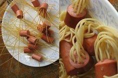 Ideas para la comida, creativa =D