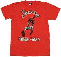 Black Friday Weekend Sale! - Spider-man Swinger T-Shirt Sheer just $5.99