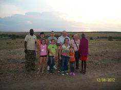 At amboseli national park