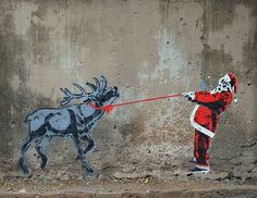 It's December already? #streetart artist: Tyler