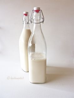Di pasta impasta: © Latte di soia fatto in casa
