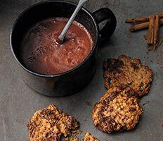 Erdnuss-Zimt-Cookies