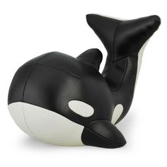 MUMU whale bookend, Zuny animals