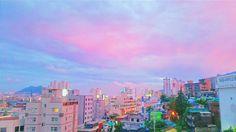 Korea sky