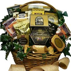 Wedding anniversary gifts:Art of Appreciation Gift Baskets Large Sweet Sensations Gourmet Food Gourmet Food Gifts, Gourmet Recipes, Snack Recipes, Snacks, Gourmet Candy, Gourmet Foods, Gourmet Cookies, Gourmet Popcorn, Food Gift Baskets
