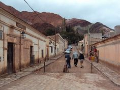 Purmamarca. Jujuy. Argentina.