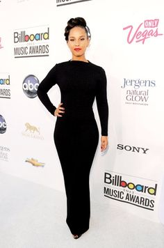 Alicia Keys I 2012 Billboard Music Awards