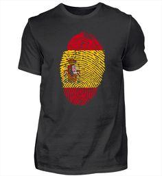 Fingerabdruck - Fingerprint - Spanien T-Shirt Basic Shirts, Mens Tops, Fashion, Finger Print, Sevilla Spain, Moda, Fashion Styles, Fasion