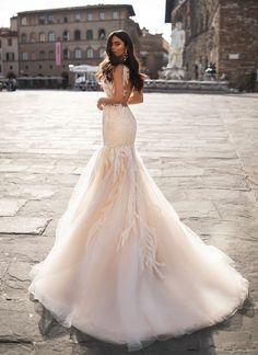 Mermaid Wedding Dresses by Vanila Studio Luxury Wedding Dress, Tea Length Wedding Dress, Gorgeous Wedding Dress, Wedding Dresses Plus Size, Princess Wedding Dresses, Modest Wedding Dresses, Boho Wedding Dress, Designer Wedding Dresses, Bridal Dresses