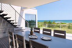 Luxury beach home, Southampton, New York, USA