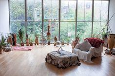 Mark Borthwick and Maria Cornejo's home  (via Mark C.O'Flaherty)
