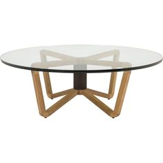Buy Eitlean Outdoor Teak Cocktail Table by McGuire Furniture - Quick Ship designer Furniture from Dering Hall's collection of Contemporary Coffee & Cocktail Tables.