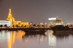 The 'Curly' Mosque, Doha, Qatar