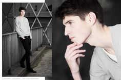 MELVIL _ THE YOUTH DEPARTMENT Exclusive fo r FASHIONABLY MALE by IAN MIND