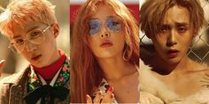 Triple H's HyunA, E'Dawn, and Hui are looking fierce with freckles in 2nd concept photos http://www.allkpop.com/article/2017/04/triple-hs-hyuna-edawn-and-hui-are-looking-fierce-with-freckles-in-2nd-concept-photos