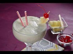 Como hacer LA MEJOR piña colada | Una bebida tropical para celebrar - YouTube