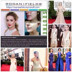 Did you see the Golden Globes?!  How about Ms. Greer Grammer?  Wow, just gorgeous! You too can have beautiful skin!  Contact me today to get your red carpet ready glow!