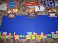 Ötletek faliújságok, plakátok készítéséhez, teremdíszítéshez II.   13. oldal   CanadaHun - Kanadai Magyarok Fóruma Classroom, Canada, Class Room