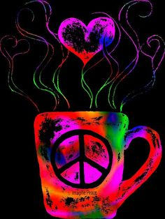 *m. Peace and coffee