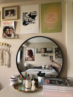 Dream Rooms, Dream Bedroom, Dream Teen Bedrooms, My New Room, My Room, Room Ideas Bedroom, Bedroom Decor, Bedroom Inspo, Chambre Indie