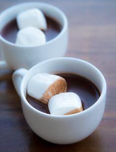 Chocolate Quente Cremoso da Bianca – blog Boca Rosa | Vídeos e Receitas de Sobremesas
