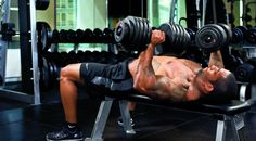 We give this chest and shoulder workout a shot in the arm for better muscle building results.