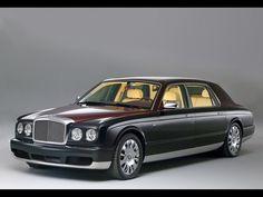 2005 Bentley Arnage Limousine Imagen