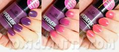 Essence Superheroes Thermo Effect 01 Fantastic Girl | Swatches y vídeo | Toxic Vanity